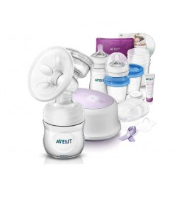 Philips Avent SCD292/01 Natural Breast Feeding Support Set