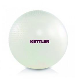Pilates lopta Kettler 65 cm Pearl White