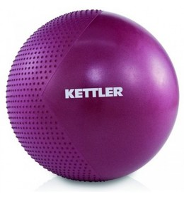 Pilates lopta Kettler 75 cm burgundy