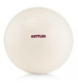 Pilates lopta Kettler Basic 65 cm pearl white