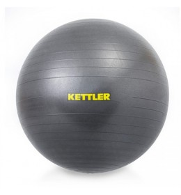 Pilates lopta Kettler Basic 75 cm black