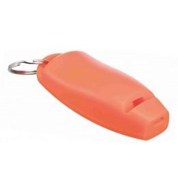 Pištaljka i kliker za psa narandžasta
