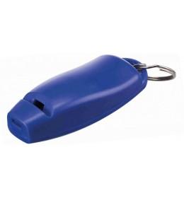 Pištaljka i kliker za psa plava