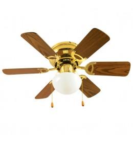 Plafonski ventilator sa svetlom 76cm