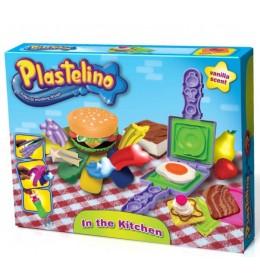 Plastelin set kuhinjica