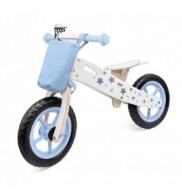 Balance Bike 755 Bicikl bez pedala za decu Plavi