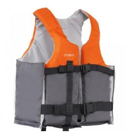 Narandžasti prsluk za plutanje 60-80 kg