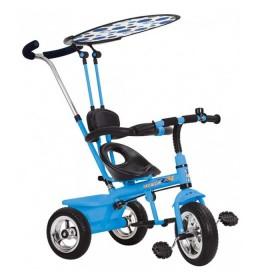 Tricikl guralica Dalmatino blue