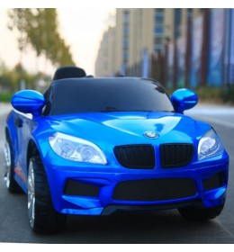 Dečiji auto na akumulator BMW 2 mini plava