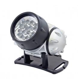 Naglavna lampa sa 19 LED dioda