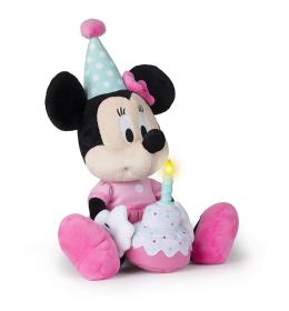Plišana igračka Minnie srećan rođendan
