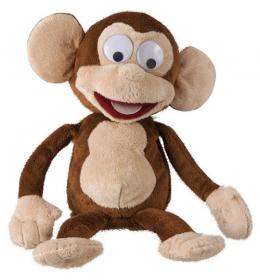 Plišani majmun koji se smeje