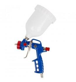Gravitacioni pneumatski pištolj za farbanje 21G 600ML Womax