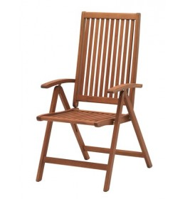 Podesiva stolica za baštu