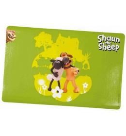 Podloga za posude za psa ovčica Šone zelena