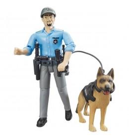 Policajac sa psom Bruder