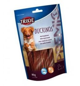 Poslastice za pse Duckinos Premio 80g