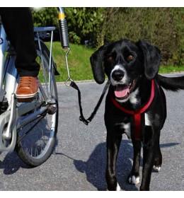 Povodac za bicikl za velike pse