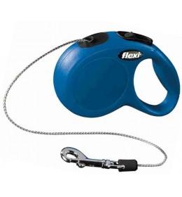 Povodac za pse Flexi classic XS 3m plava
