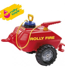 Prikolica za vatrogasni kamion Rolly Vacumax Fire