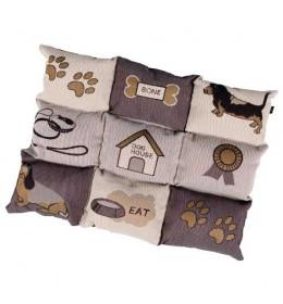 Prostirka za pse 55 x 40 cm Patchwork
