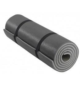 Prostirka za vežbanje 120 mm siva