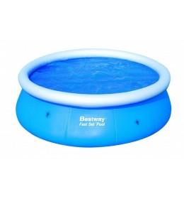 Prekrivači za bazene sa prstenom 366cm, solarni