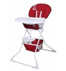 Stolica za hranjenje Puerri Foofoo crvena