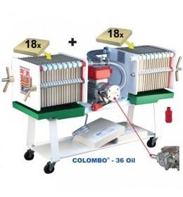 Pumpa za pretakanje i filtriranje ulja Colombo 36 Oil Inox