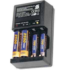 Punjač Ni-Cd i Ni-Mh akumulatora MW8168GS