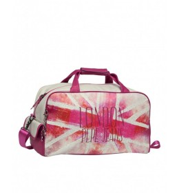 Putna torba London pink