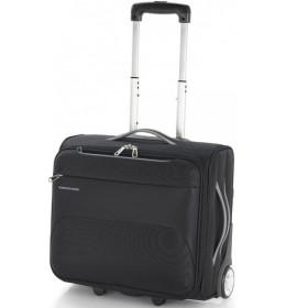 Putna torba sa točkićima Zambia black 44 x 41 x 20 cm