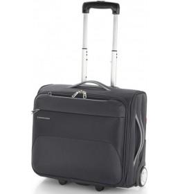 Putna torba sa točkićima Zambia grey 44 x 41 x 20 cm