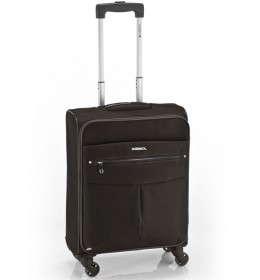 Putni kabinski kofer Piko black 39x55x20 cm