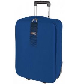 Putni kabinski kofer Roll blue 40x55x20cm