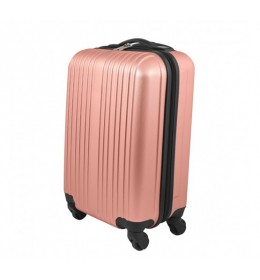 Putni kofer sa točkićima 50cm rozi