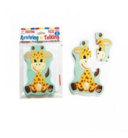 Puzle sunđer Žirafica Jagu sa telefonskom aplikacijom
