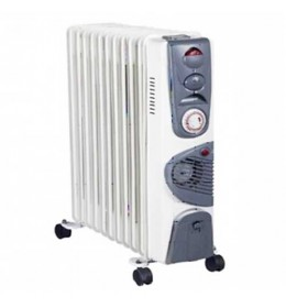Uljani radijator W-OR 2500-11 F sa ventilatorom+tajmer