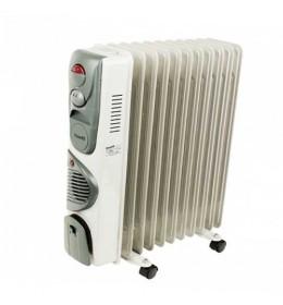 Uljani radijator W-OR 2500-11 F sa ventilatorom Hausmax