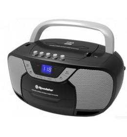 Radio Roadstar sa CD-om crni