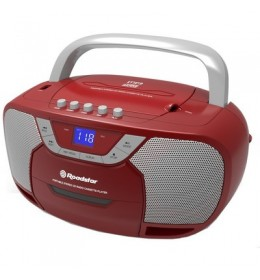 Radio Roadstar sa CD-om crveni