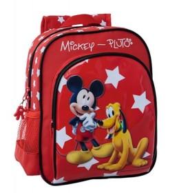 Ranac za vrtić 25 cm Mickey & Pluto Stars 20.621.51