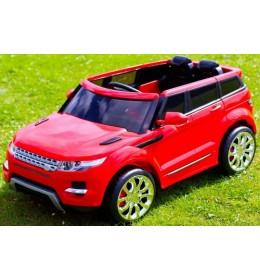 Automobli na akumulator model 209 crveni