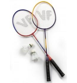 Reketi za badminton + 2 loptice