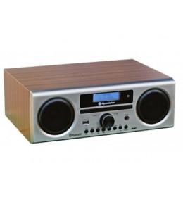 Retro radio HRA9 D+BT/WD Roadstar