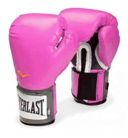 Rukavice za boks Everlast Pink