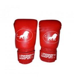 Rukavice za boks sa čičkom Leosport 120Z