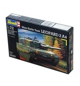 Maketa Revell Leopard 2A4 03103/070 CT