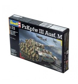 Maketa Revell PzK Asuf M RV3117/070 CT