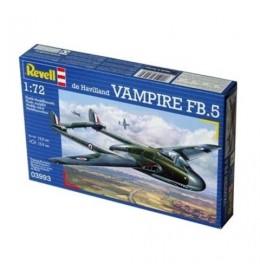 Maketa Revell Vampire RV03993/060 CT